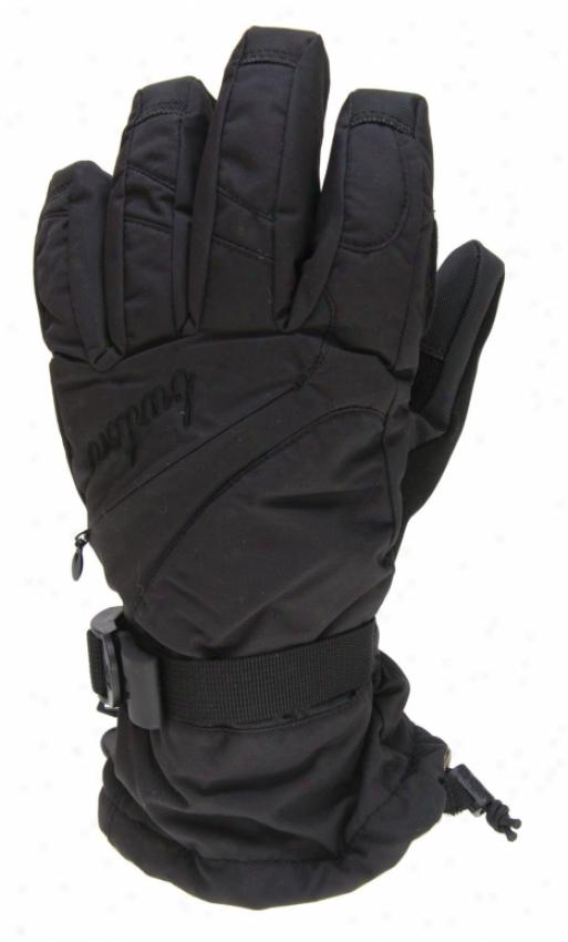 Burton Gore Snowboard Gloves True Black