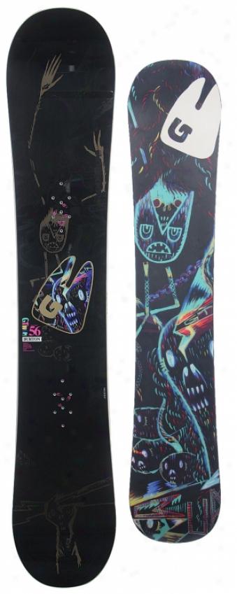 Burton Gtwin Snowboard 156cm