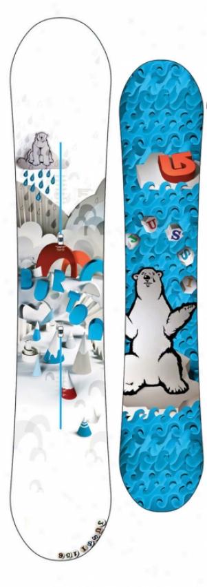 Burton Jussi Snowboard 156