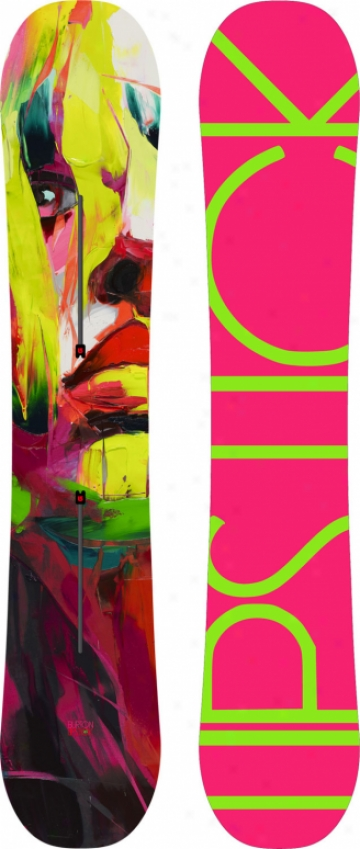 Burton Lip-stick Limited Snowboard 149