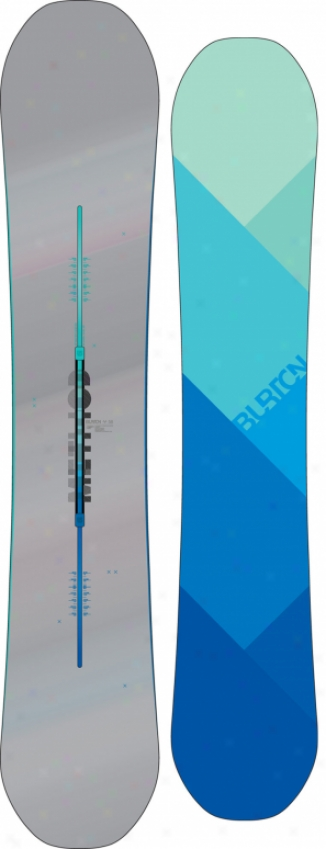 Burton Method Snowboard 158