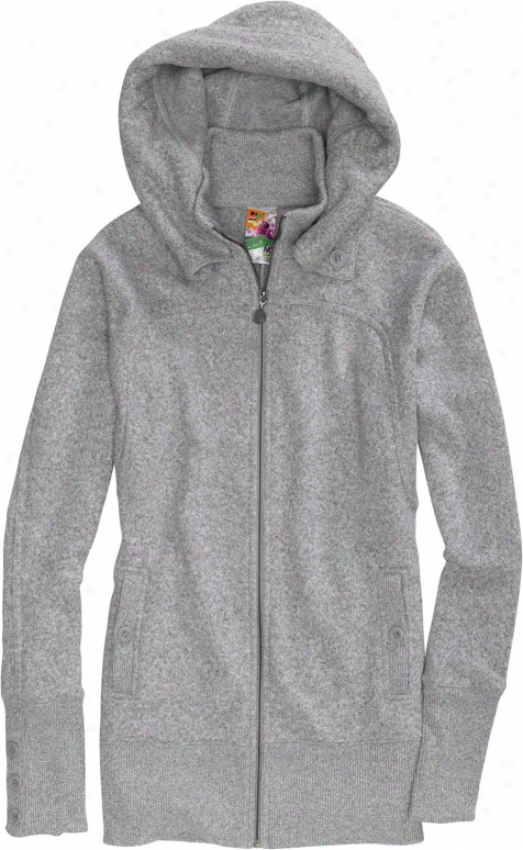 Burton Minx Fleece Acute White