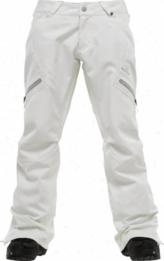 Burton Mosaic Goretex Snowboard Pants Bright Of a ~ color