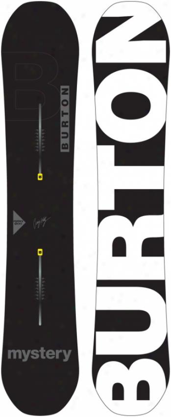 Burton Mystery Snowboard 155