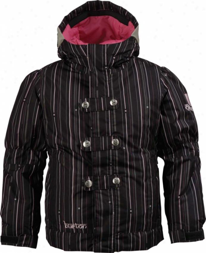 Burton Perception Snowboard Jacket Minpin True Black