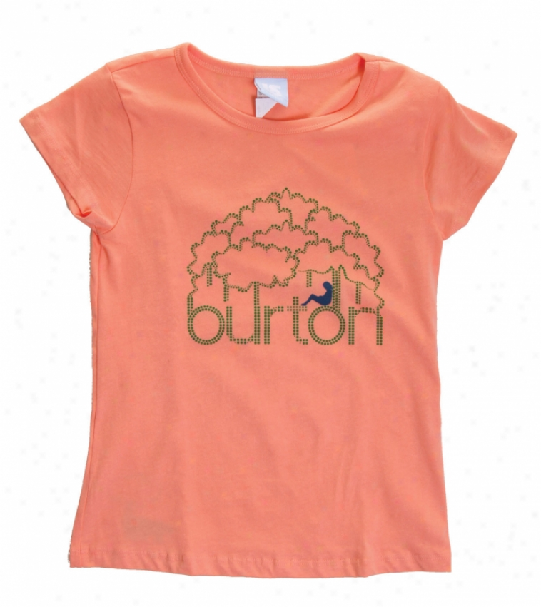 Burton Pieces T-shirt Crmsicle
