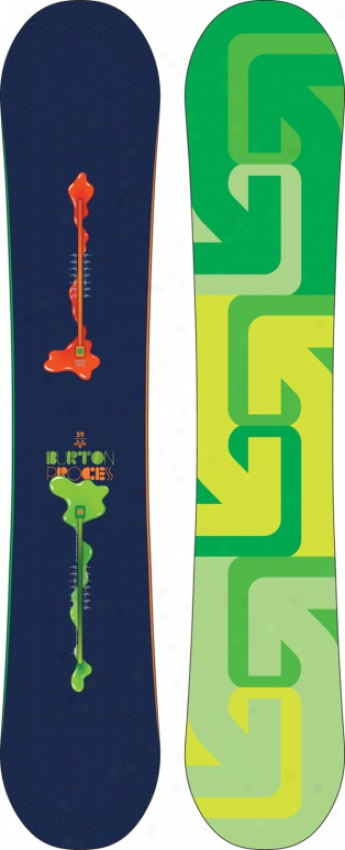 Burton Process V-rocker Snowboard 159