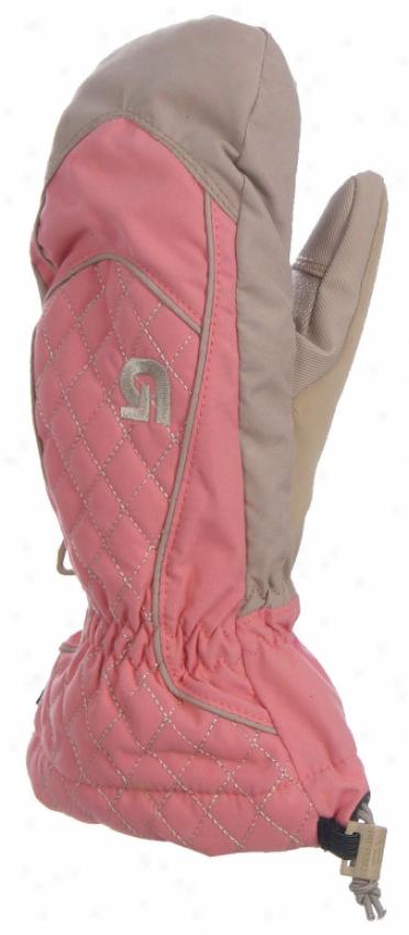Burton Profile Mitts Petal Pink