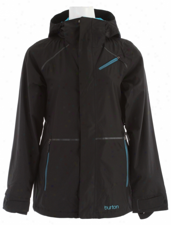 Burton Prowess Snowboard Jacket True Black