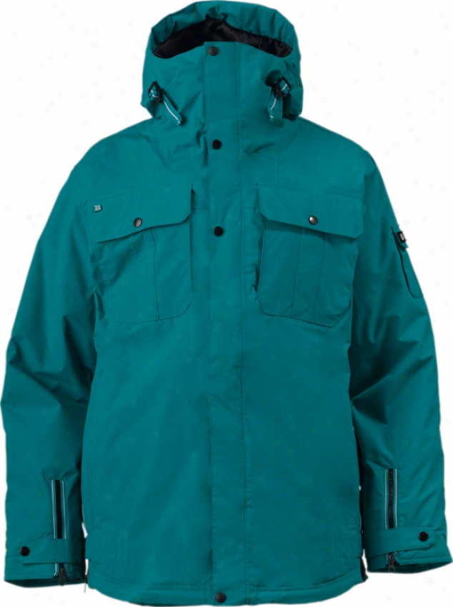 Burton Restricted Crucible Snowboard Jacket Iroquois