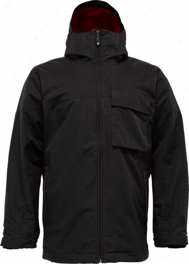 Burton Revolver System Snowboard Jacket True Black