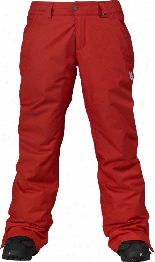 Burton Society Snowboard Pants Independent