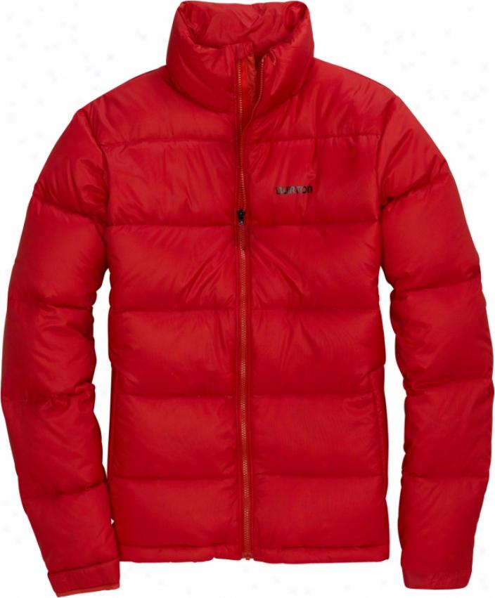 Burton Tabor Down Jacket Cardinal