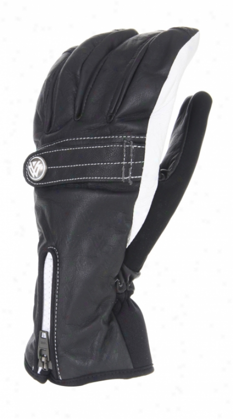 Burton Twc Snowboard Gloves True Black