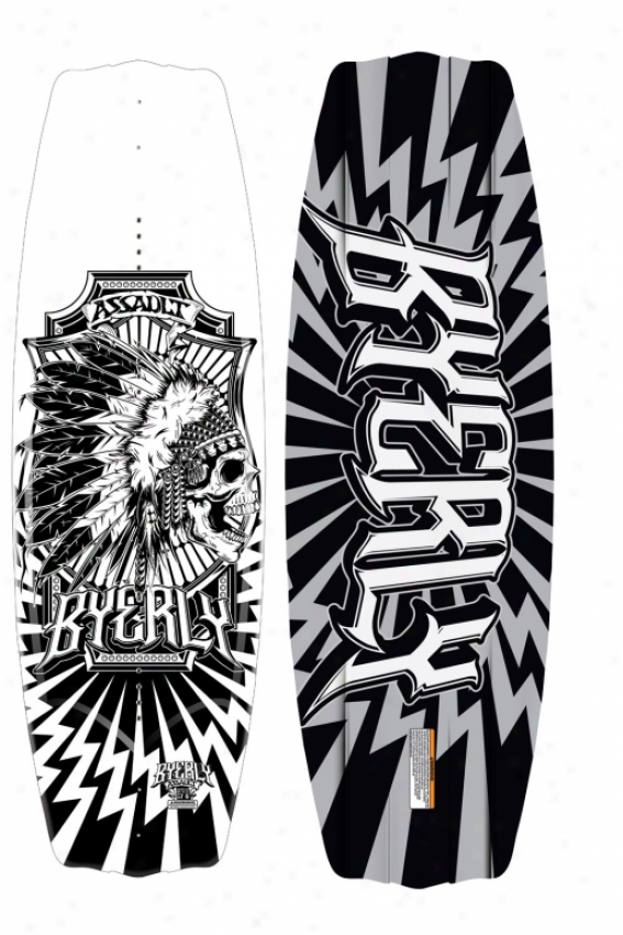 Byerly Assault Wakeboard 53