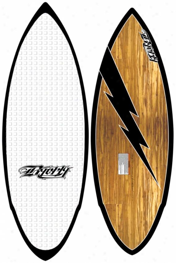 "Byeriy Hazzard Wakesurf Board 5' 4"""