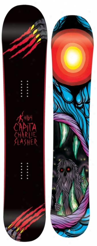 Capita Charlie Slasher Snowboard 164