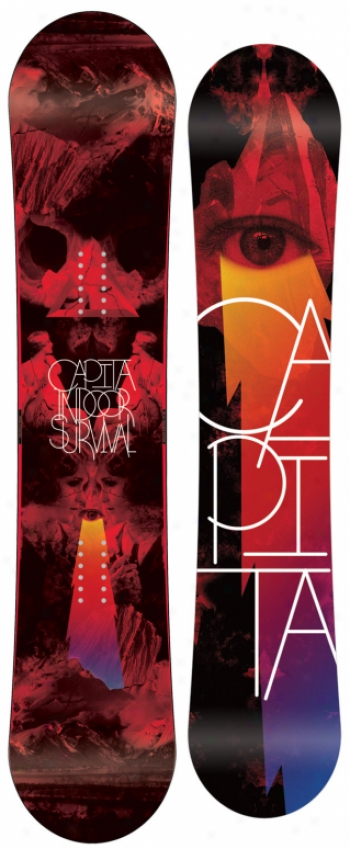 Capita Indoor Survival Fk Snowboard 152