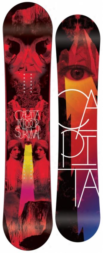 Capita Indoor Survival Fk Snowboard 156