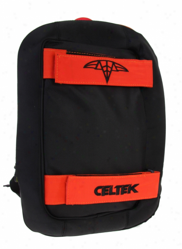 Celtek Gnar Bag W Hot La pRed