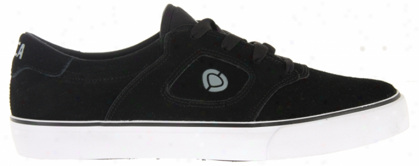 Circa Omnia Skate Shoes Black/monument