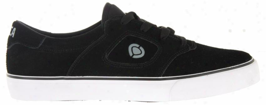 Circa Omnia Skate Shoes Black/monument