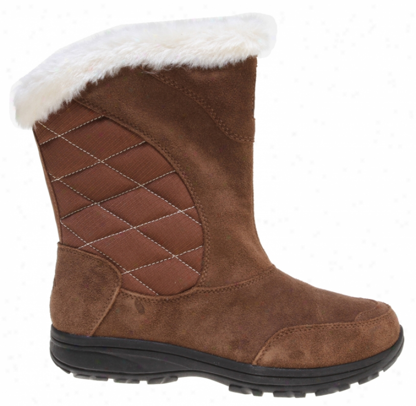 Columbia Ice Maiden Slip Boots Bisson/turtledove