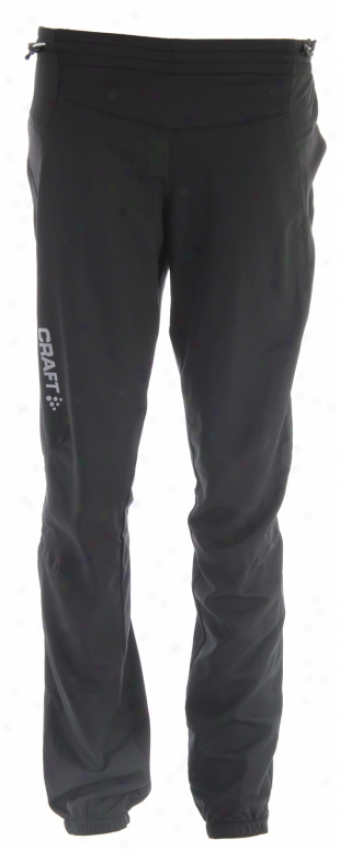 Craft Pxc Light Cross Country Ski Pants Black/platinum
