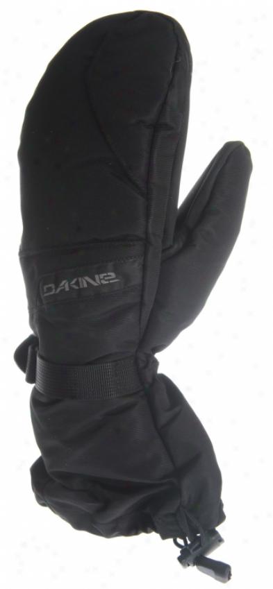 Dakine Blazer Snowboard Mitts Black