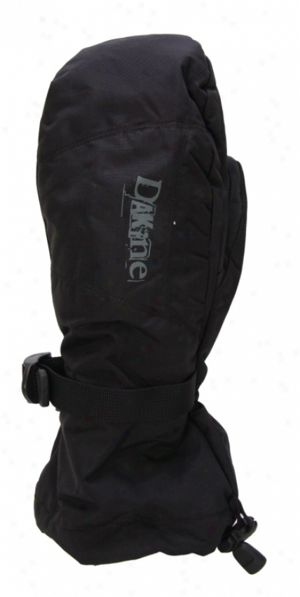 Dakine Element Mitt Black