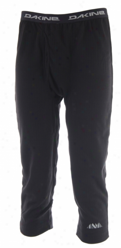 Dakine Foundation 3/4 First Layer Pants Black