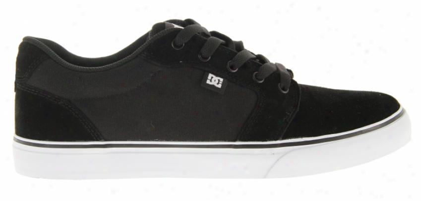 Dc Anvil Skate Shoes Black