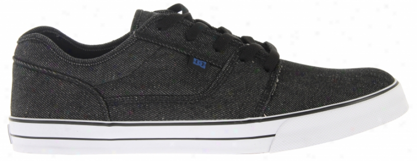 Dc Bristol Tx Skate Shoes Black