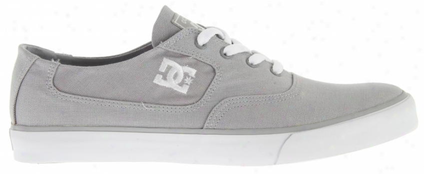 Dc Flash Tx Skate Shoes Grey