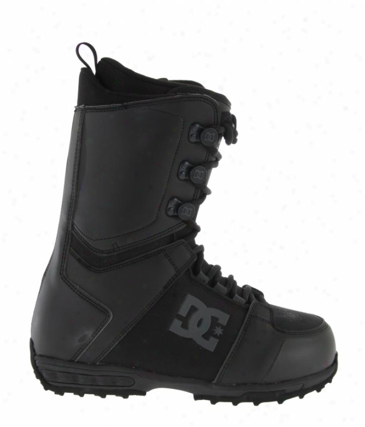 Dc Rogan Snowboard Boots Black