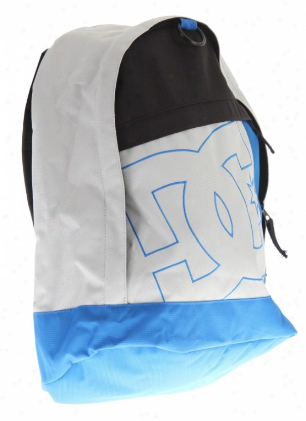 Dc Slider Backpack Ash