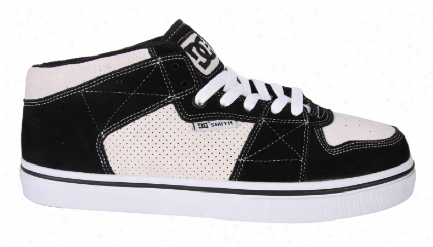 Dc Smith 2.0 Skate Shoes White/black