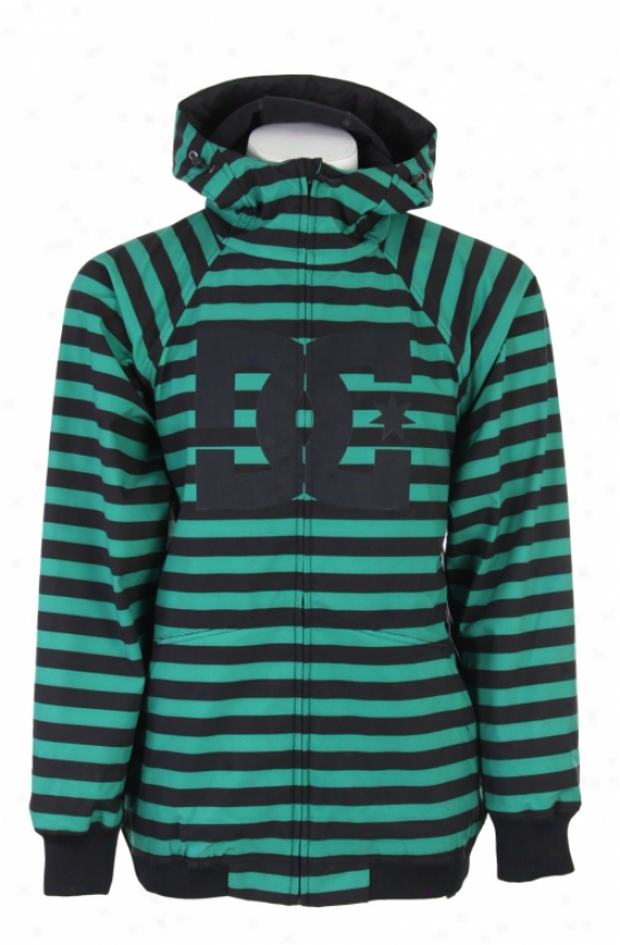 Dc Spectrum Snowboard Jacket Stp Celtic