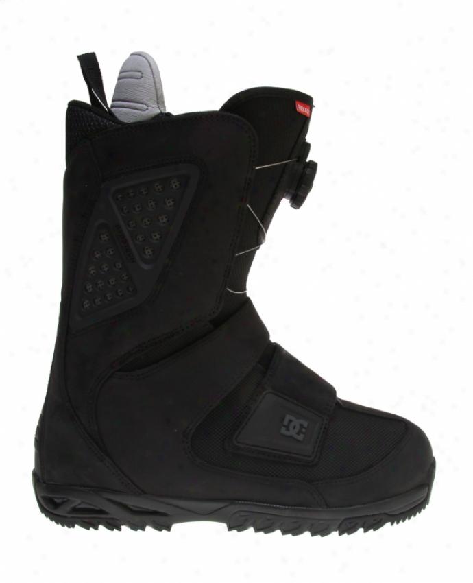 Dc Status Boa Snowboard Boots Black
