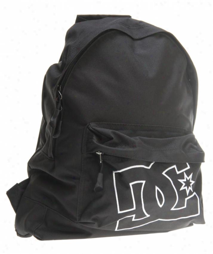 Dc Topp Dogg Backpack Black