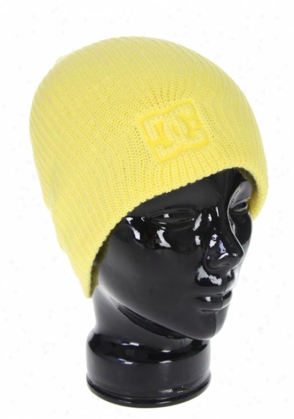 Dc Yepa Beanie Blz Yellow