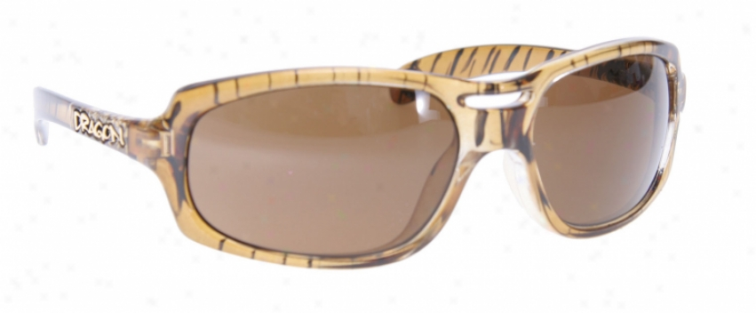 Dragon Stocker Sunglasses Liger/bronze Lens