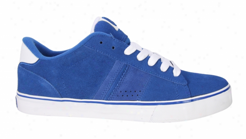 Dvs Daewon 9 Ct Shoes Blue Suede