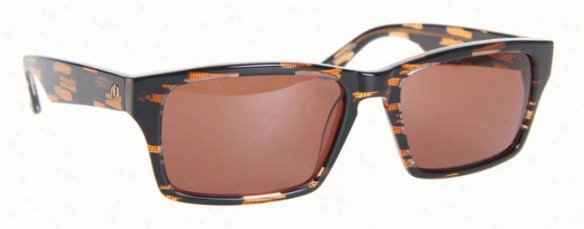 Electric Hardknox Sunglasses Matrix Brown/bronze Lenns