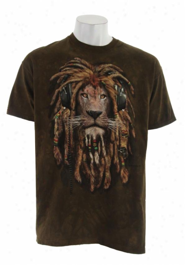 Element Lion T-shirt Forest