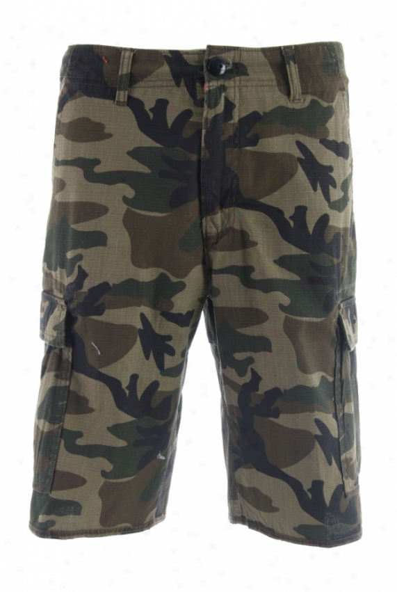 Etnies Nam Shorts Camo