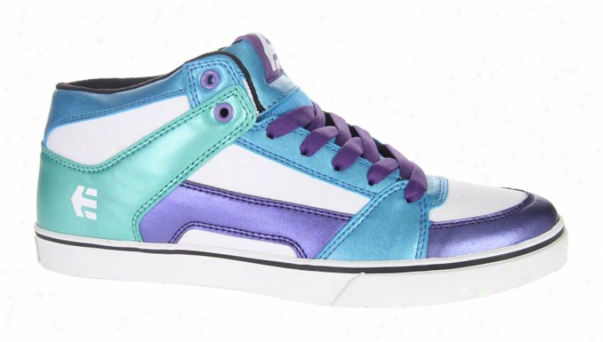 Etnies Rvm Shoes Blue/green
