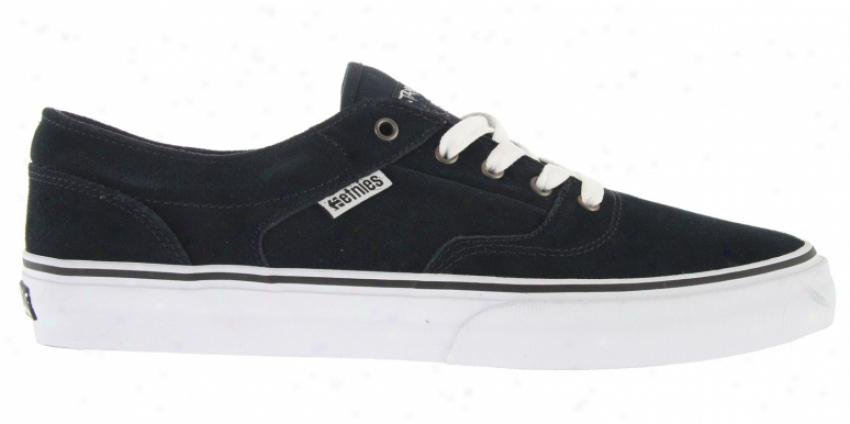 Etnies Taylor Ls Skate Shoes Dark Navy