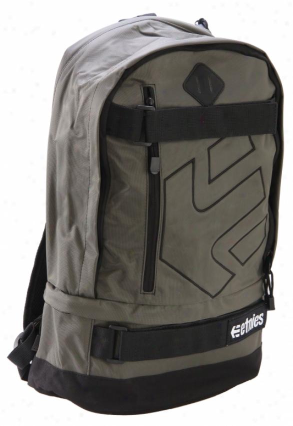 Etnies Transport Bag Black/ggreen