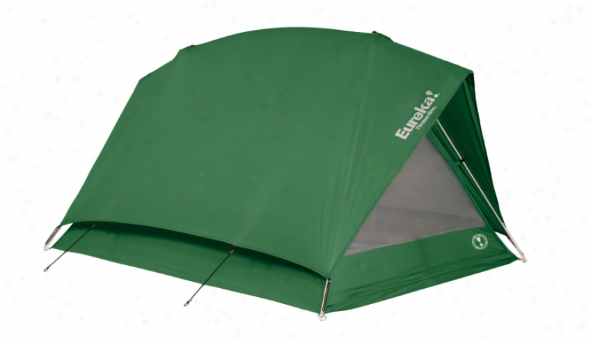 Eureka Timberline 4 Person Tent Green